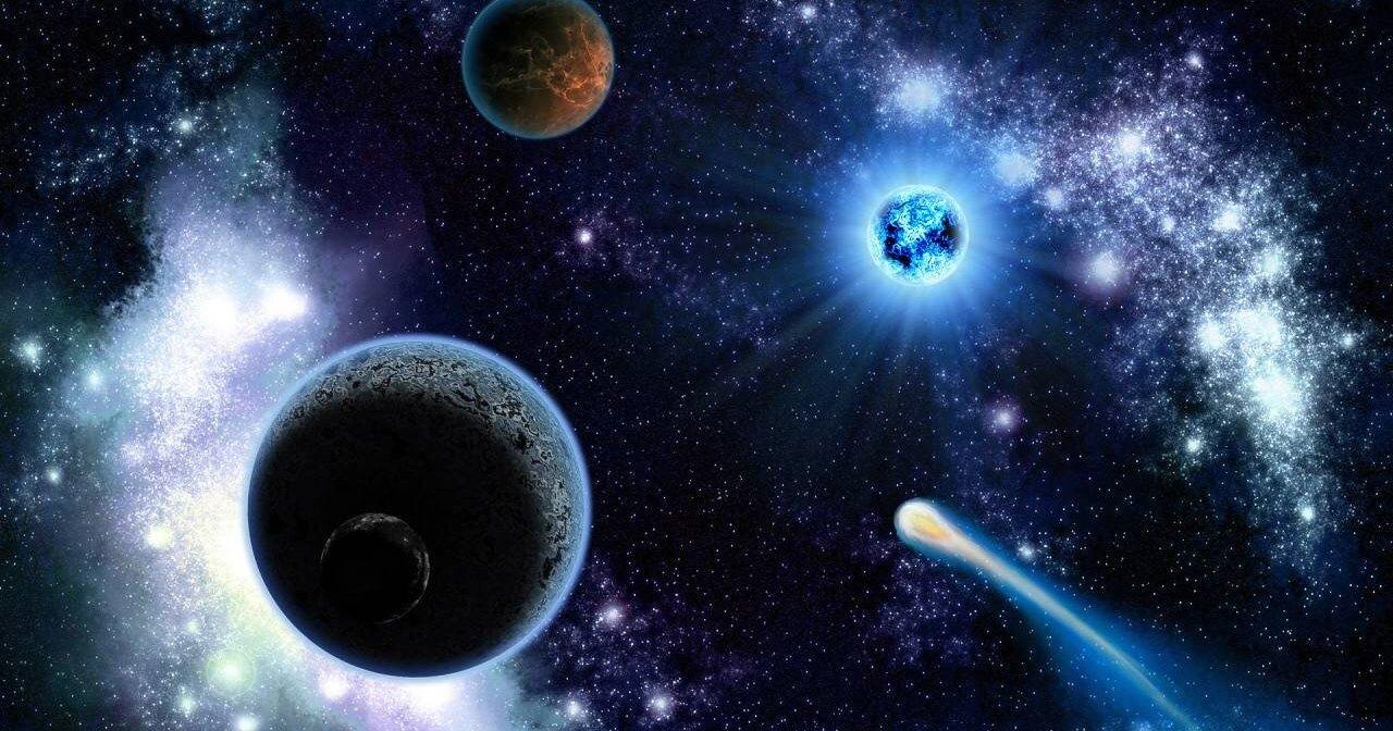 Ученые обнаружили триллионы тонн жирных веществ в межзвездном пространстве