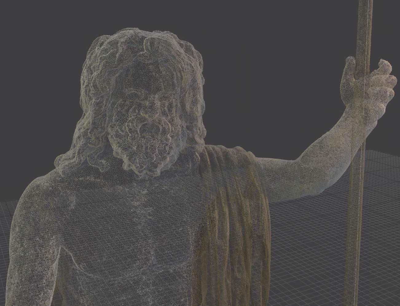 Виртуальный зал Эрмитажа — первый шаг к будущему по Пелевину - 1