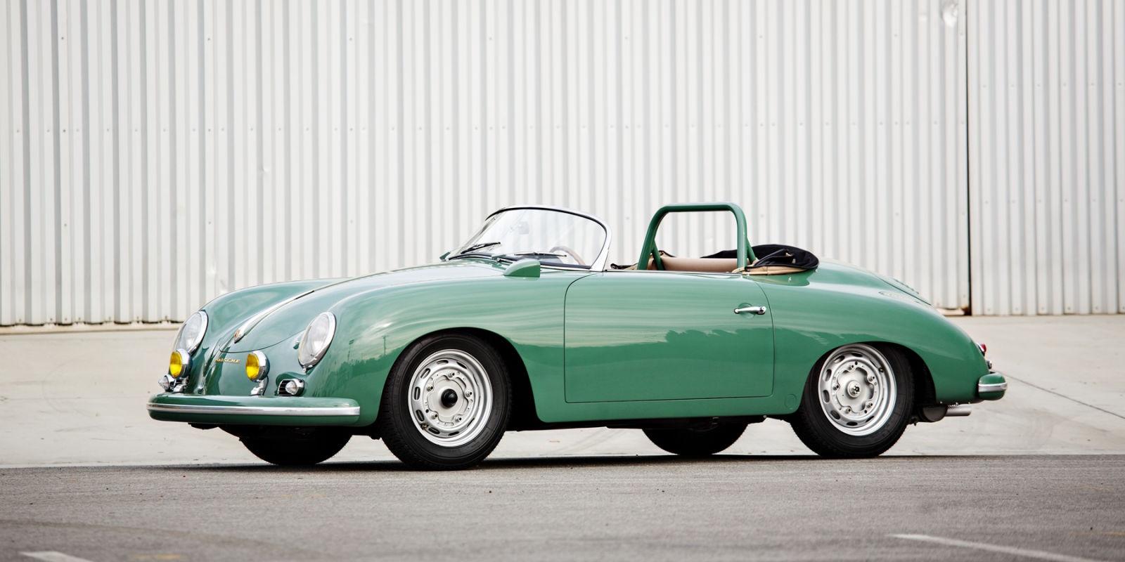 10 самых редких автомобилей Porsche