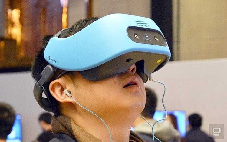 HTC подготавливает Vive VR для будущих 5G-сетей в Китае