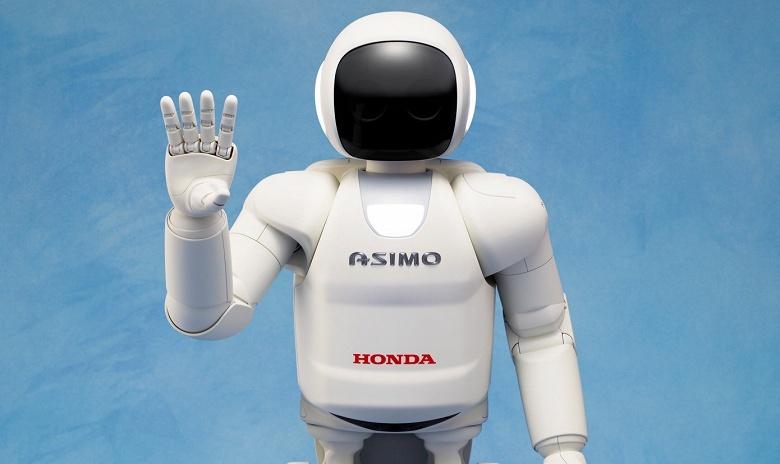Honda прекращает выпуск легендарных роботов Asimo