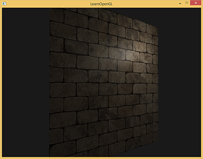Learn OpenGL  Урок 5 5 – Normal Mapping
