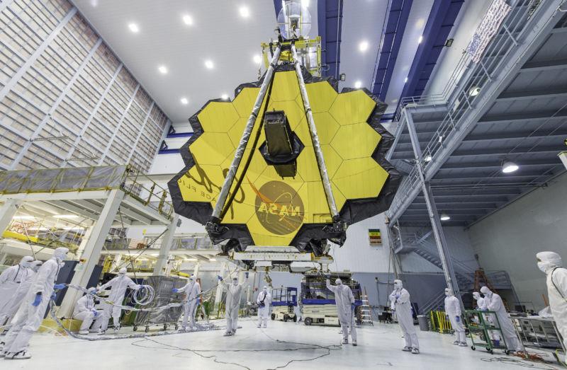 Космический телескоп «Джеймс Уэбб» отправится в космос не ранее 2021 года - 1