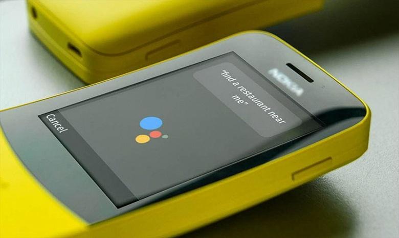На KaiOS, операционной системе для обычных телефонов, появятся Google Assistant, Google Maps и YouTube