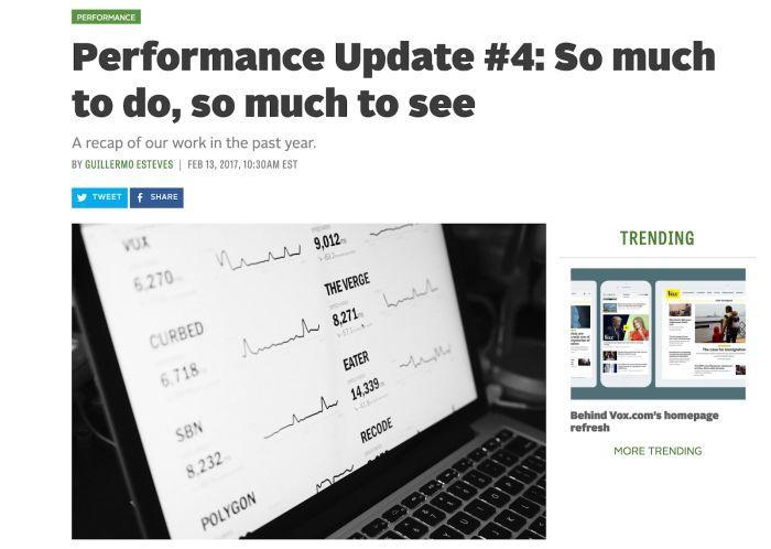 Обеспечение быстрой работы сайта как часть конвейера разработки - 14