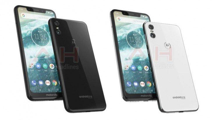 Появились первые изображения смартфона Motorola One