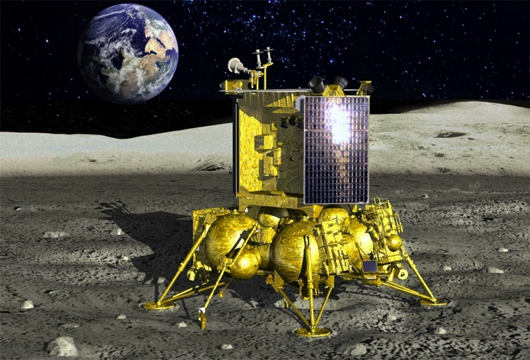 Роскосмос раскрыл график запуска лунных аппаратов