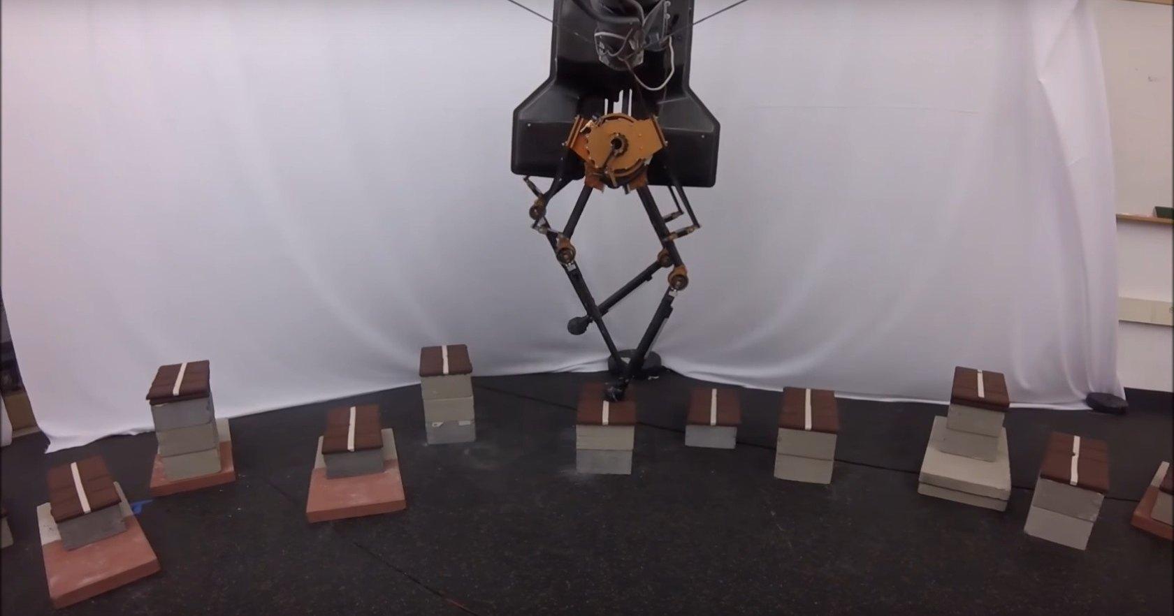 Как научить робота передвигаться по крайне пересеченной местности?
