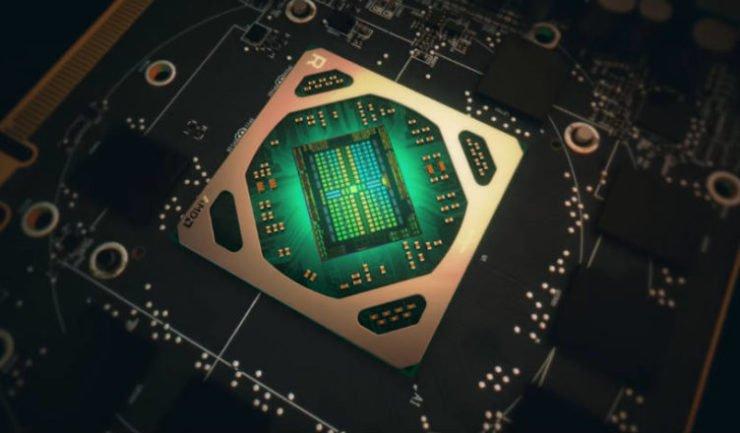 AMD вскоре может выпустить видеокарты на новом GPU Polaris 30
