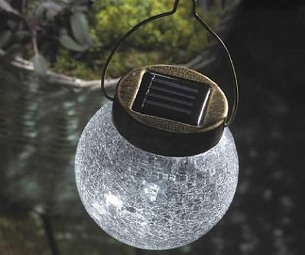 Небольшой обзор солнечных фонариков - 4