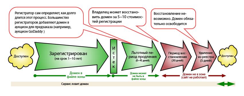 Полный гайд по бэкордеру доменов - 1