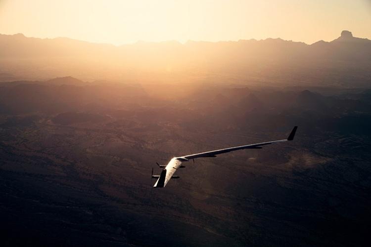 Проект Facebook по разработке интернет-дронов Aquila закрыт