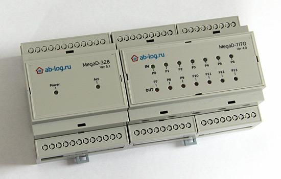 Способ организации «умного» дома с максимально широкими возможностями управления электрикой - 5