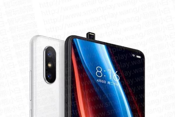 Фотогалерея дня: безрамочный смартфон Xiaomi Mi Mix 3 с выдвижной камерой