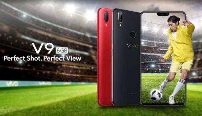 Новая версия смартфона Vivo V9 получила больше памяти и производительный чип