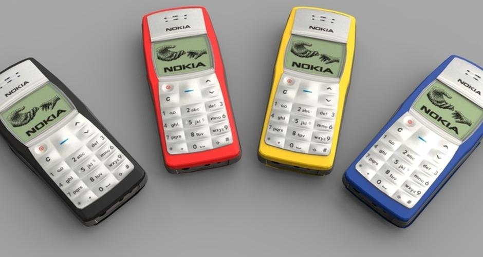 10 самых продаваемых телефонов за всю историю