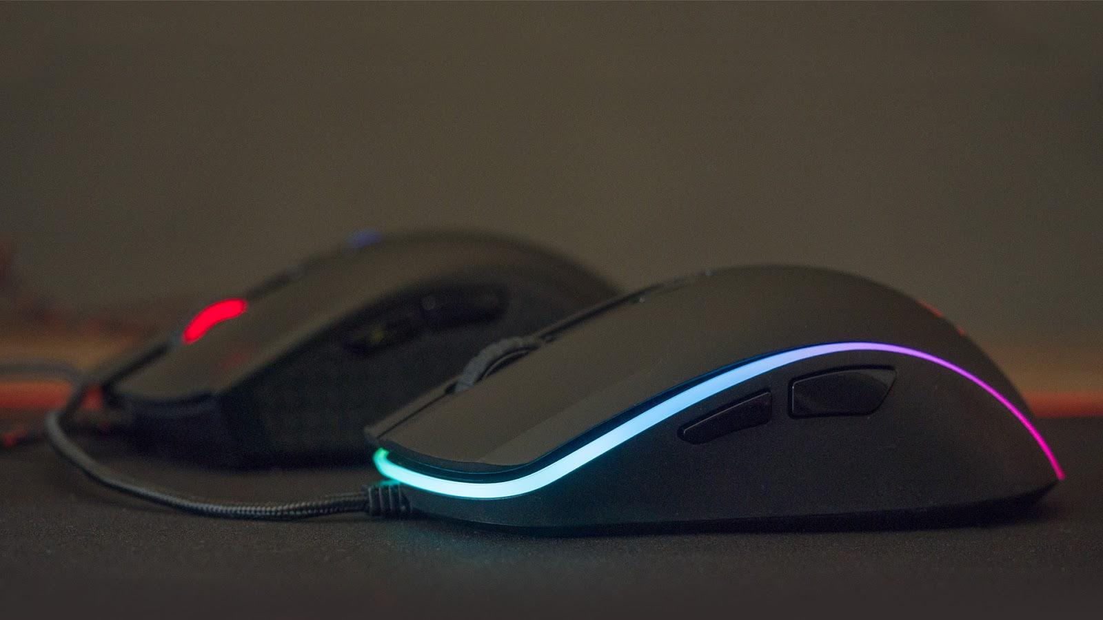 HyperX Pulsefire Surge RGB — прирождённый убийца - 2