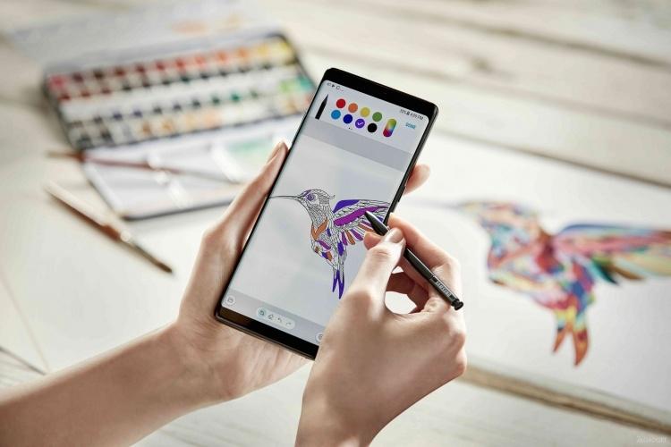 S Pen в Galaxy Note 9 может стать наиболее продвинутым пером Samsung