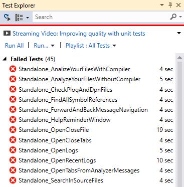 Visual Studio Coded UI Tests: теория и практика применения в нашей компании - 5
