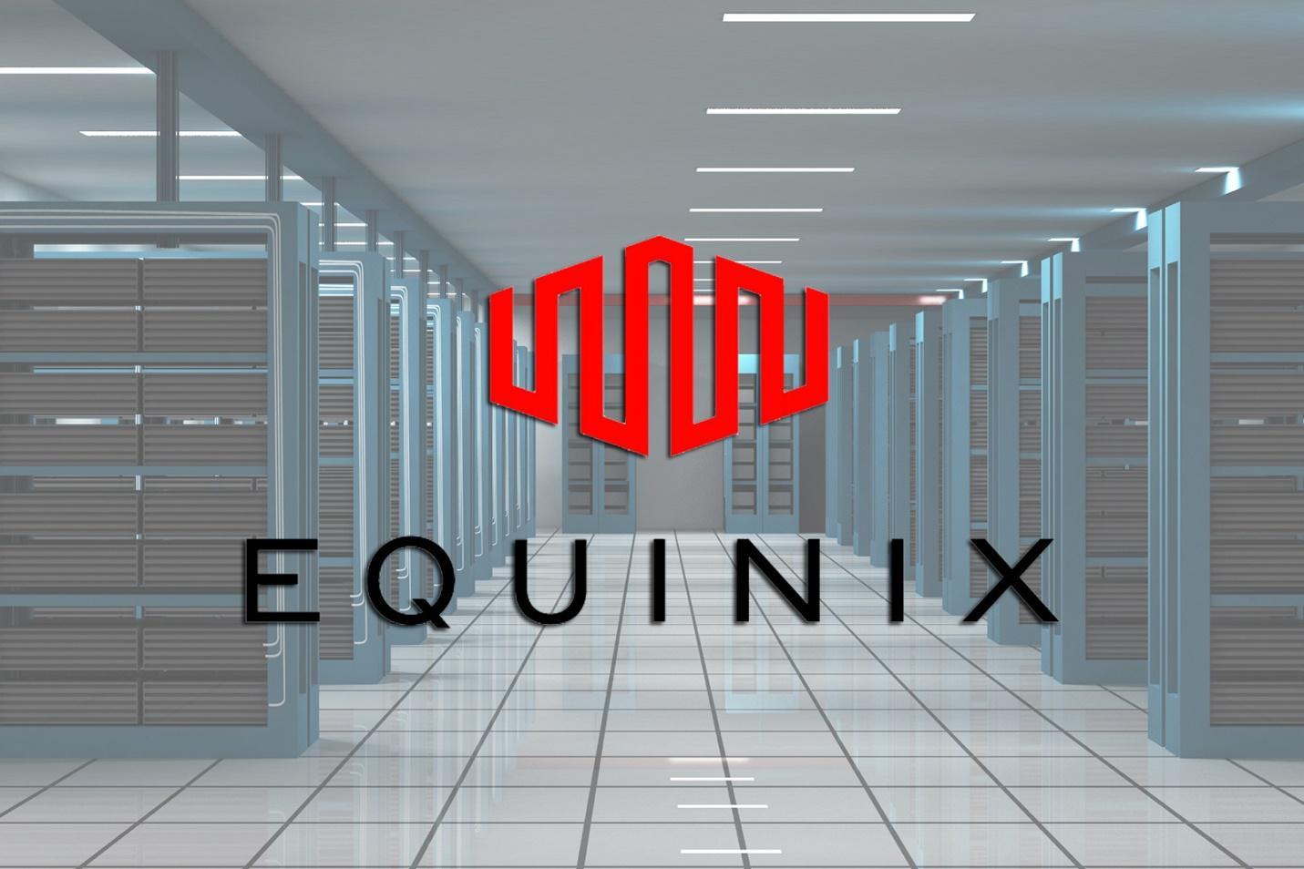 Дата-центр за рубежом: Equinix LD8 - 8