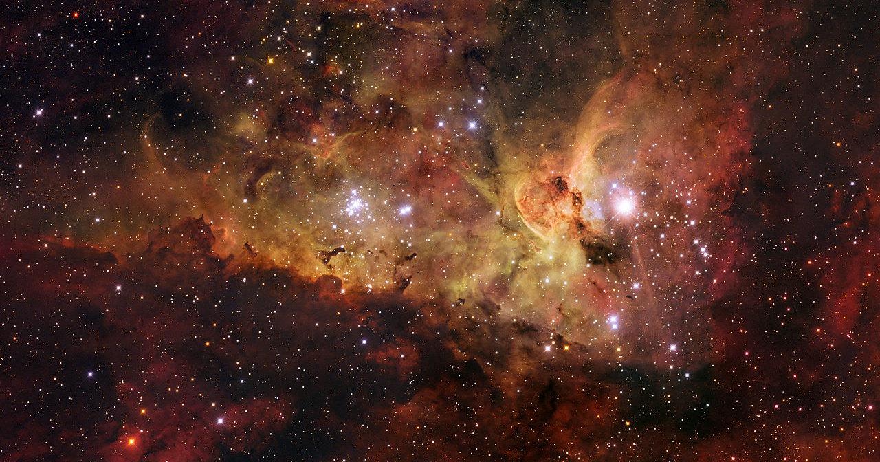 Эта Киля оказалась источником космического излучения в земной атмосфере