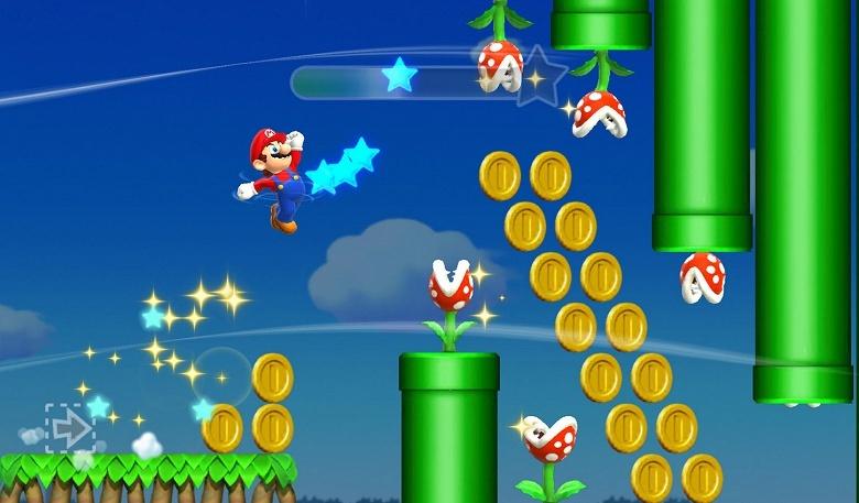 iOS принесла 77% от $60 млн, которые заработало приложение Super Mario Run