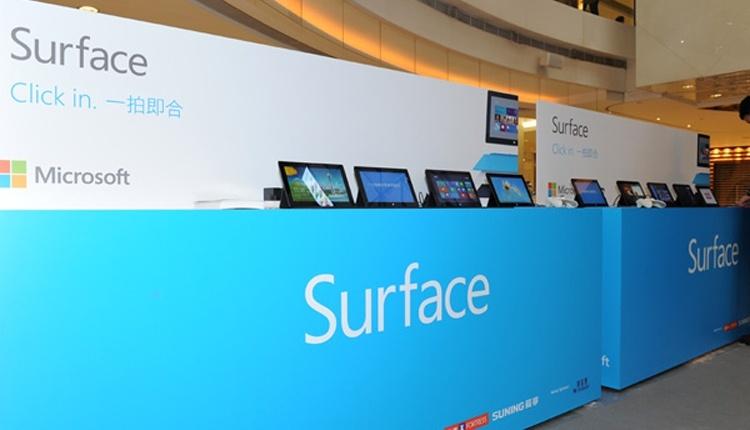 Новый планшет Microsoft Surface замечен на сайте американского регулятора