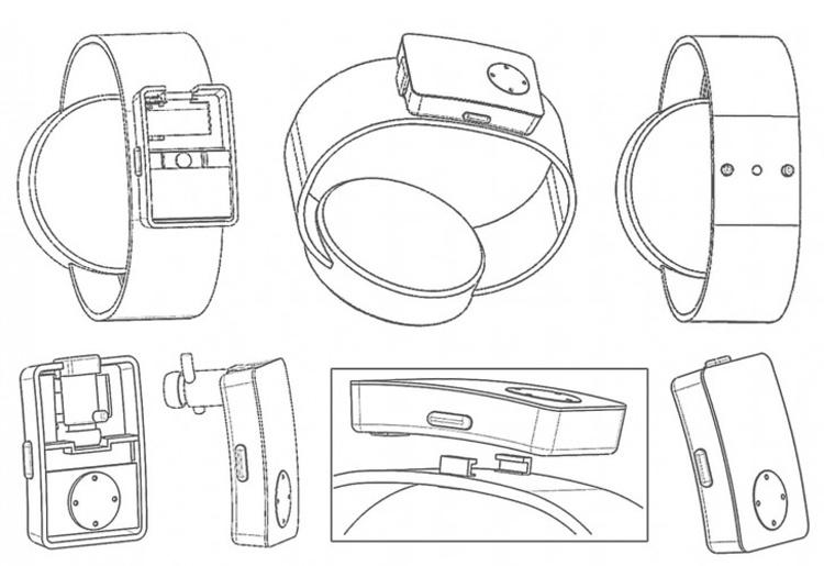 В Huawei придумали смарт-часы с отсеком для Bluetooth-наушников