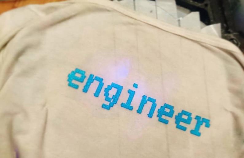 3D-печать на футболках - 1