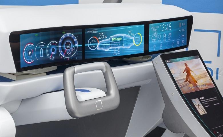 Japan Display занимает почти пятую часть мирового рынка автомобильных дисплеев
