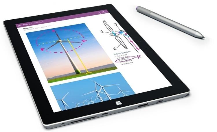 Обнародованы ожидаемые характеристики «доступного» планшета Microsoft Surface