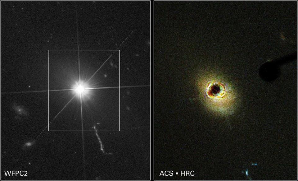 Крупнейший в мире телескоп, наконец, сможет увидеть звёзды без дифракционных лучей - 11