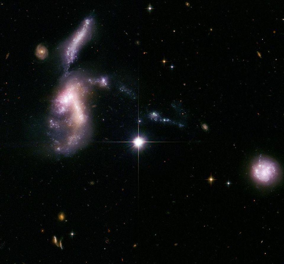 Крупнейший в мире телескоп, наконец, сможет увидеть звёзды без дифракционных лучей - 2