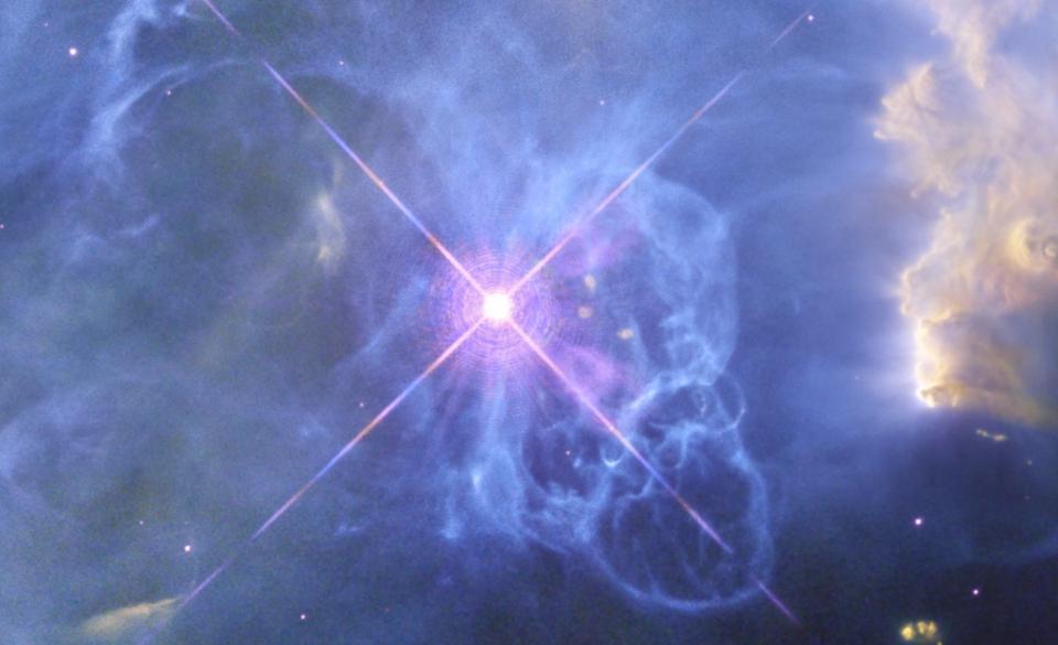 Крупнейший в мире телескоп, наконец, сможет увидеть звёзды без дифракционных лучей - 5