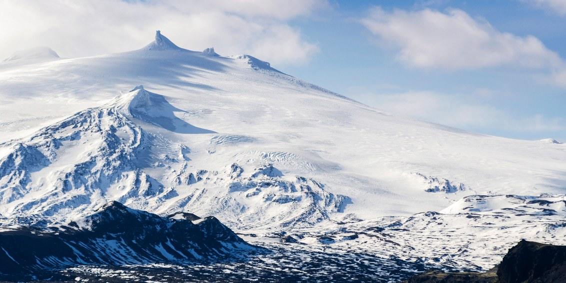 Люди десятилетиями отслеживали состояние ледников в Исландии; теперь этим займётся техника - 1