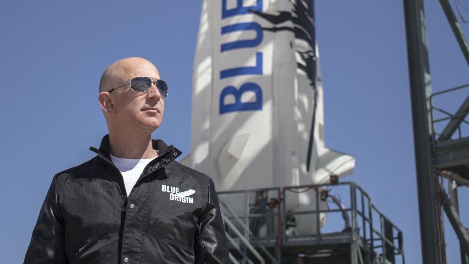 Blue Origin Джеффа Безоса планирует высадиться на Луну к 2023 году - 1