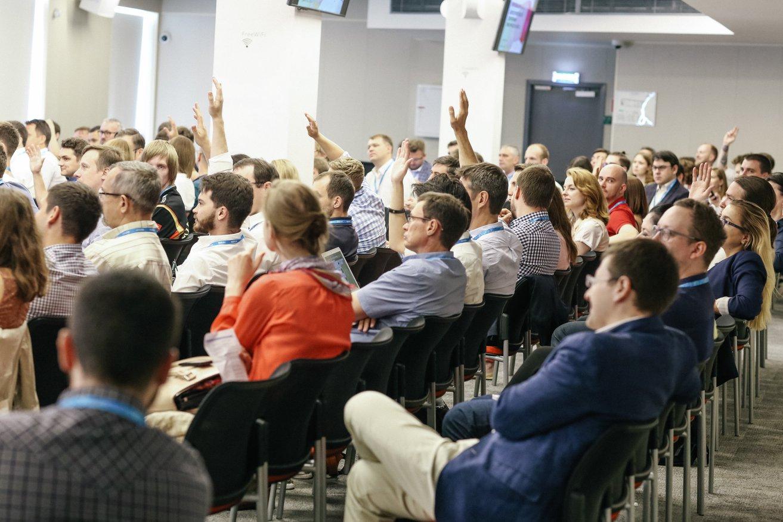 Конференция ФРИИ: корпорации не vs стартапы - 1