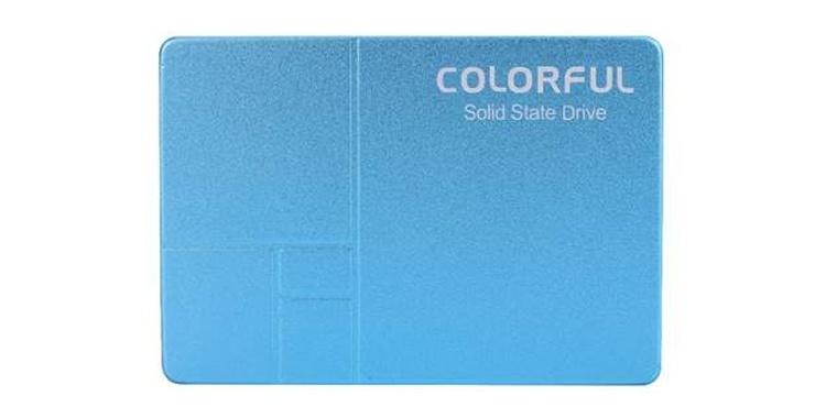 Colorful SL500 Summer LE: твердотельный накопитель в оригинальной окраске