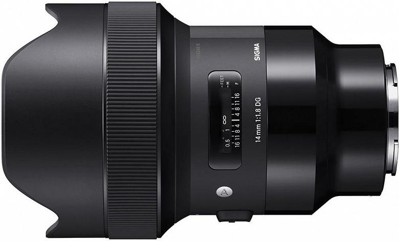Назван срок начала поставок объективов Sigma 14mm F1.8 DG HSM | Art и Sigma 135mm F1.8 DG HSM | Art с креплением Sony E