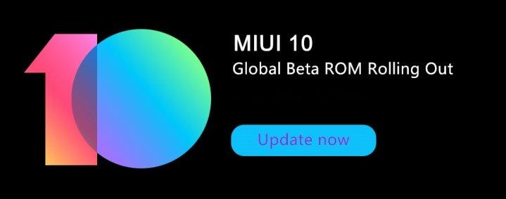 Обновление MIUI 10 стало доступно для восьми смартфонов Xiaomi