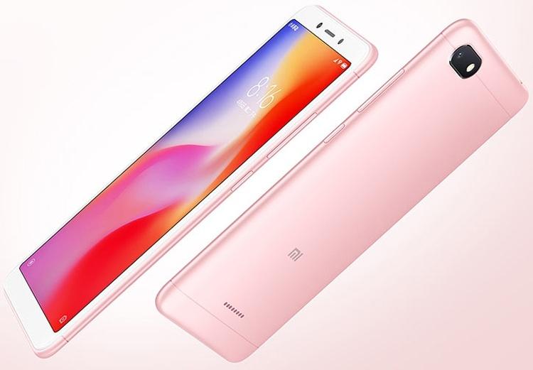 У смартфона Xiaomi Redmi 6A появилась версия с увеличенным объёмом памяти