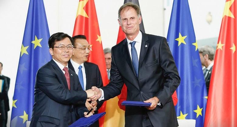 Nokia и China Mobile подписали соглашение на сумму 1 млрд евро