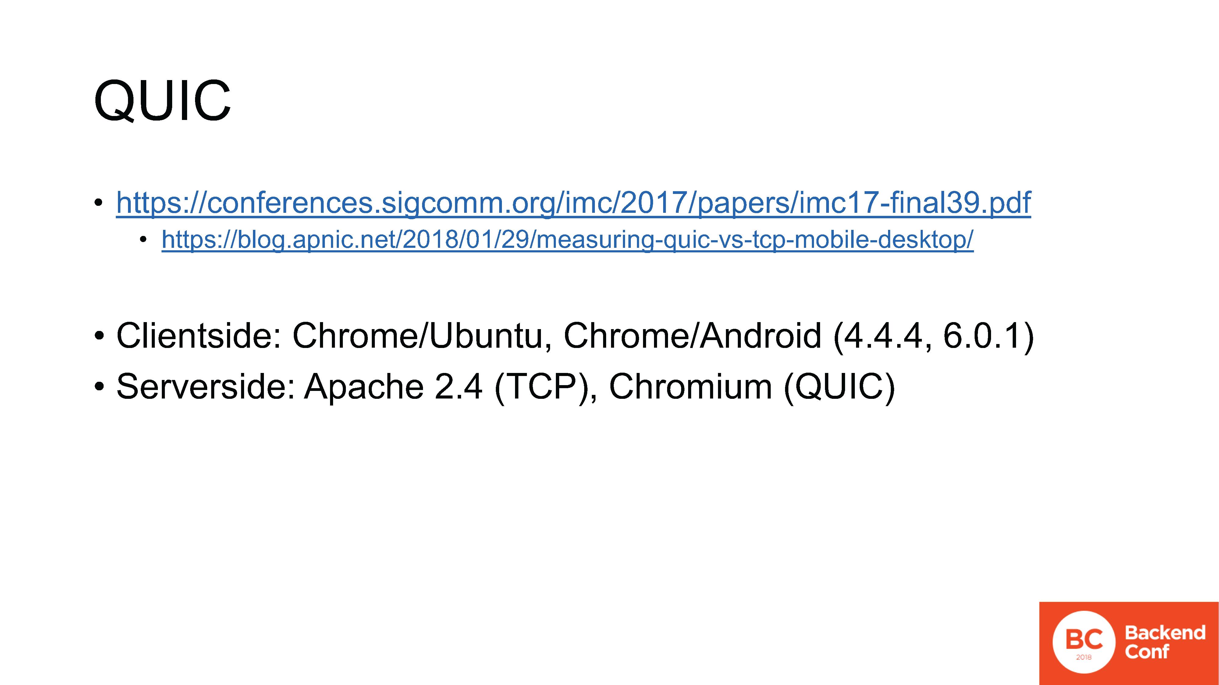 QUIC, TLS 1.3, DNS-over-HTTPS, далее везде - 17