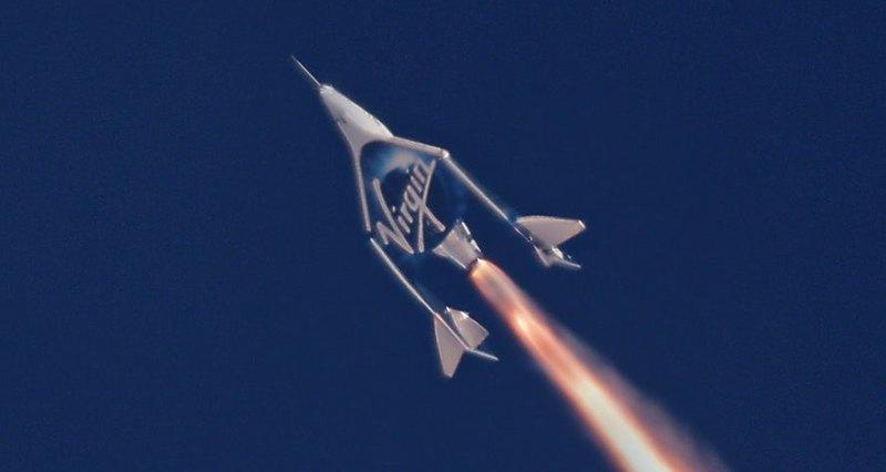 Virgin Galactic будет использовать космодром в Италии для космического туризма