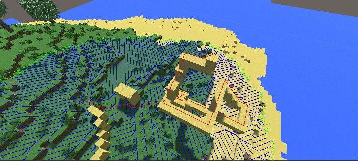 Алгоритм поиска пути A* в воксельной 3d игре на Unity - 8