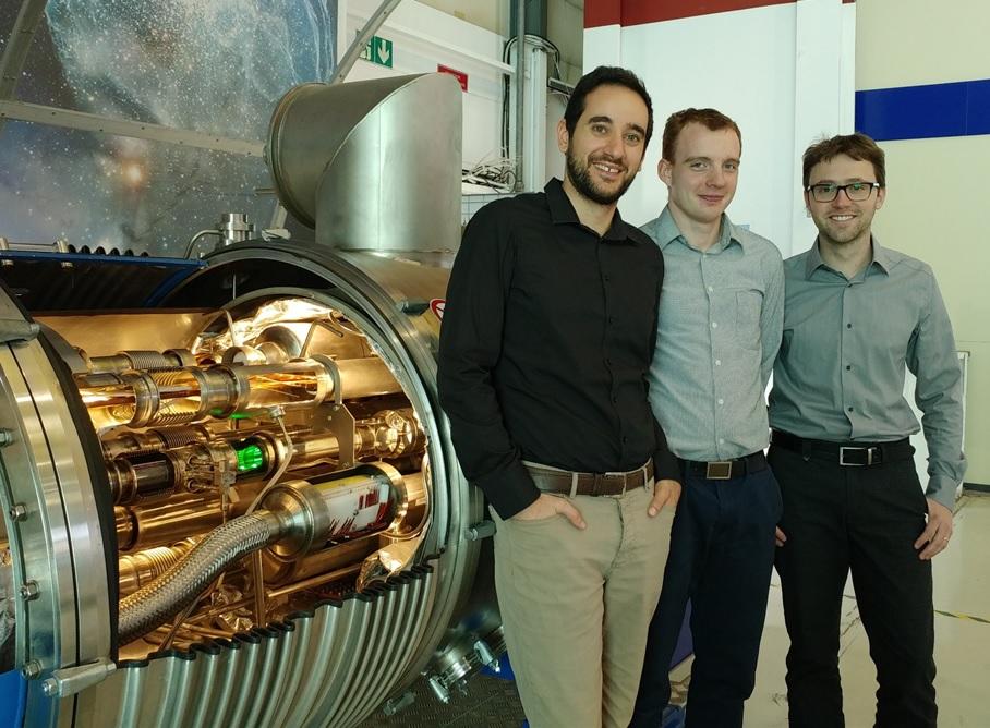 Анализ срывов сверхпроводимости магнитов Большого адронного коллайдера в CERN - 10