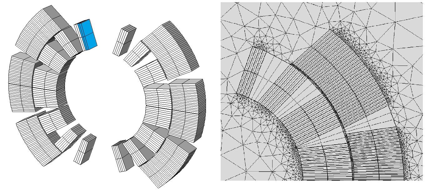 Анализ срывов сверхпроводимости магнитов Большого адронного коллайдера в CERN - 5