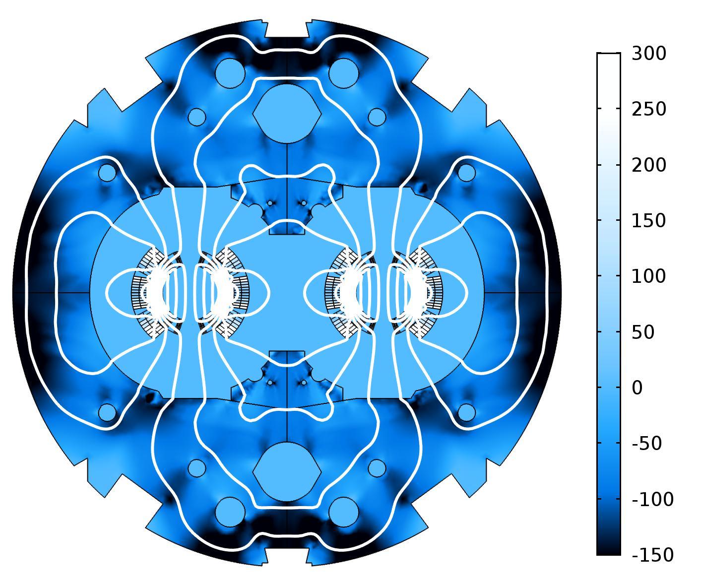 Анализ срывов сверхпроводимости магнитов Большого адронного коллайдера в CERN - 6