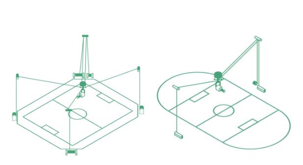 Что за роботы-пауки летают над стадионами и снимают футбол. Интервью с создателем Robycam - 2