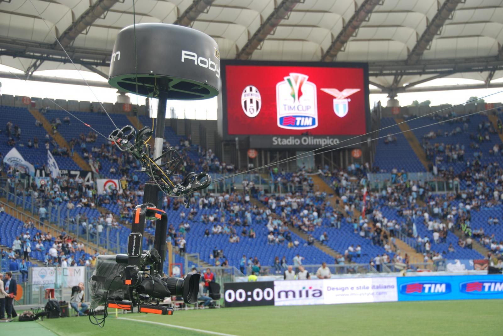Что за роботы-пауки летают над стадионами и снимают футбол. Интервью с создателем Robycam - 5